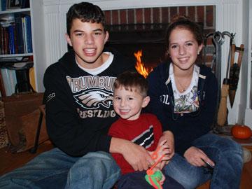 Zach, Shaina & Harrison